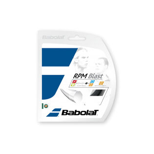 RPM Blast 17G Tennis String (Black)