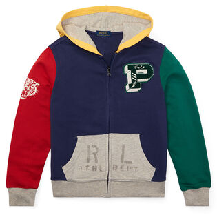 Junior Boys' [8-20] Cotton French Terry Hoodie
