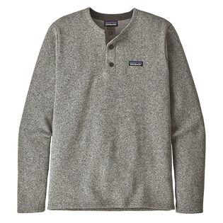 Haut henley Better Sweater® pour hommes