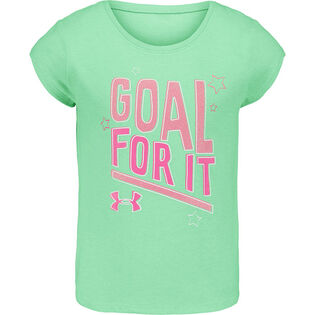 T-shirt Goal For It pour filles [4-6X]