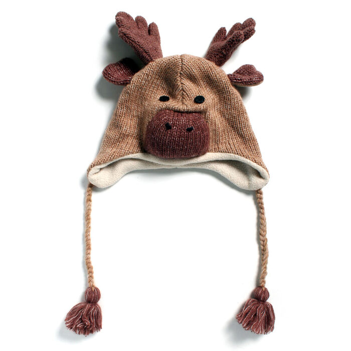 Tuque Manny The Moose pour enfants