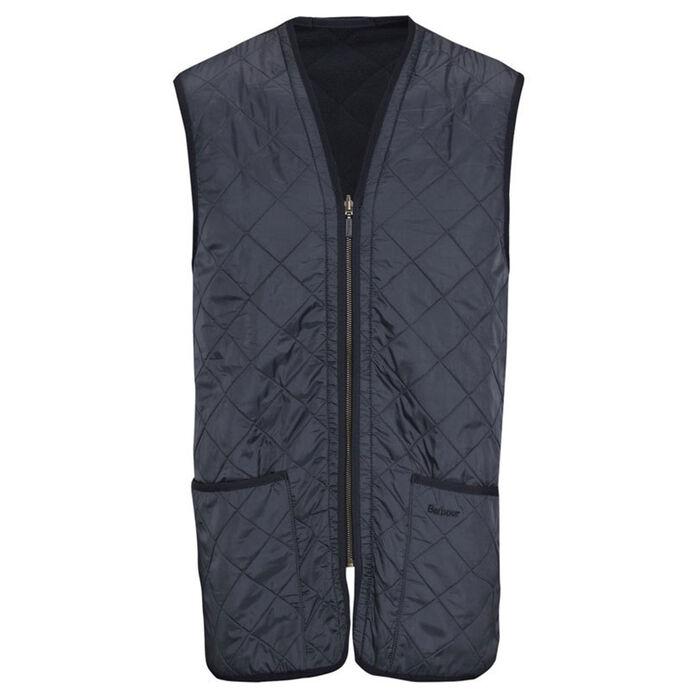 Men's Polarquilt Waistcoat/ Zip-In Liner