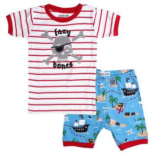 Boys' [2-10] Treasure Pajama Set