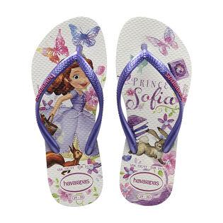 Juniors' Slim Princess Flip-Flop