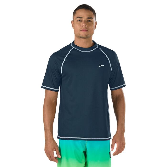 Men's Easy Short Sleeve Rashguard
