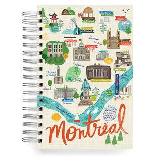 Montreal Jumbo Journal Notebook