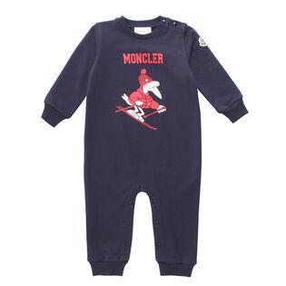 Babies' [12-24M] Skier One-Piece Jumpsuit