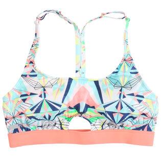 Women's Keep It ROXY Sporty Bra Bikini Top