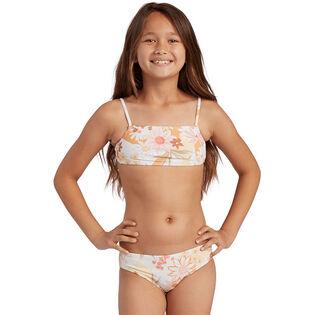 Junior Girls' [8-14] Little Bit Of Sunshine Tank Two-Piece Bikini