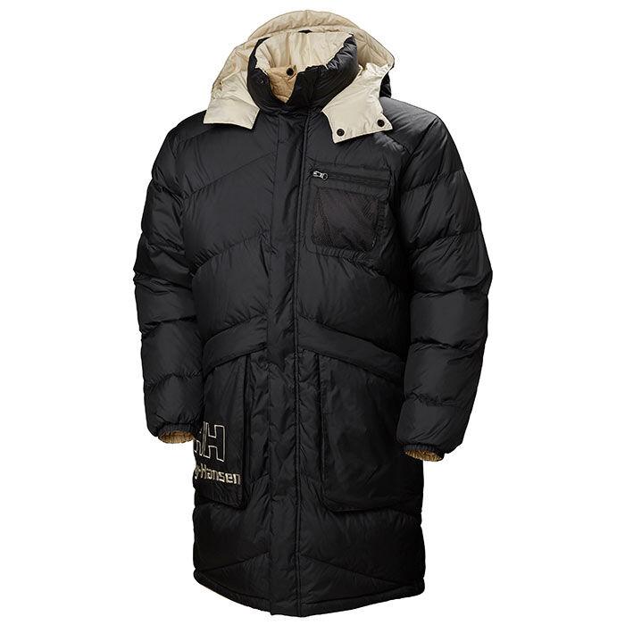 Unisex Heritage Reversible Puffer Coat