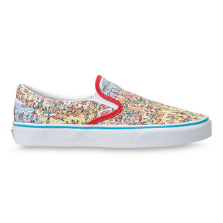 Unisex Where's Waldo? Classic Slip-On Shoe