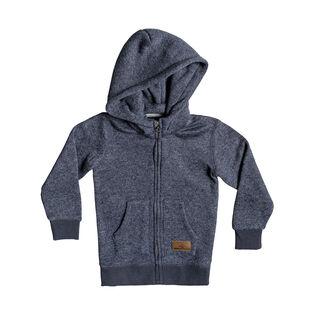 Veste à capuchon à glissière pleine longueur Keller pour garçons [2-7]