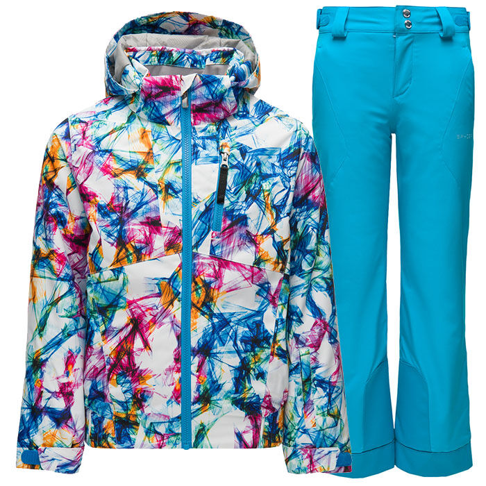 Junior Girls' [8-16] Lola + Olympia Two-Piece Snowsuit