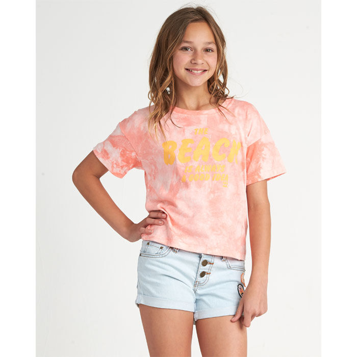 Junior Girls' [7-14] Beach Babe T-Shirt