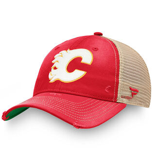 Casquette style camionneur True Classic Flames de Calgary pour hommes