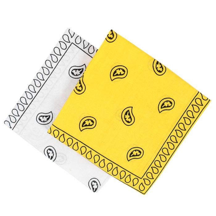 Bandanas assortis (paquet de 2)