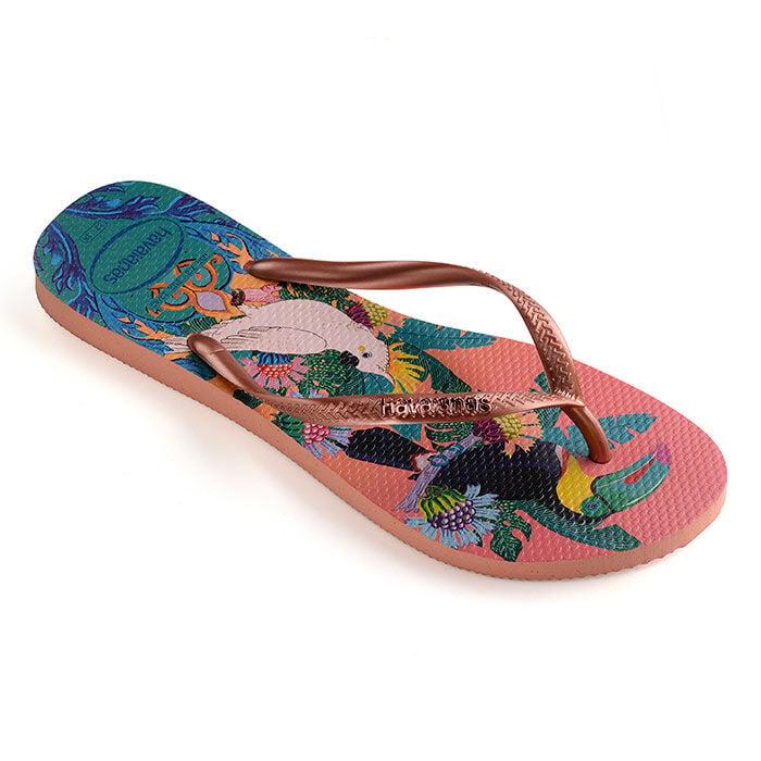 Sandales de plage Slim Tropical pour femmes