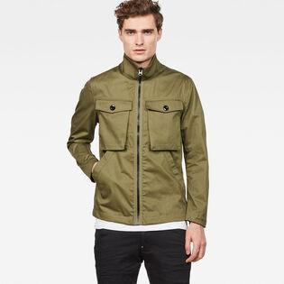 Men's Type C Zip Utility Jacket