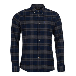 Men's Highland Check 19 Tailored Shirt