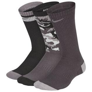 Chaussettes Everyday Cushioned pour juniors [7-16] (paquet de 3)