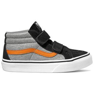 Juniors' [12-4] Sk8-Mid Reissue Sneaker