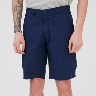 Short cargo pour hommes