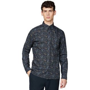 Men's Classic Paisley Print Shirt