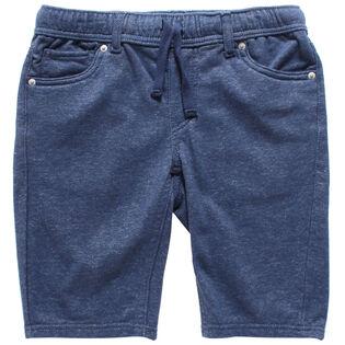 Junior Boys' [8-16] Knit Jogger Short