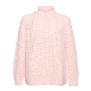 Women's Shaker Turtleneck Sweater