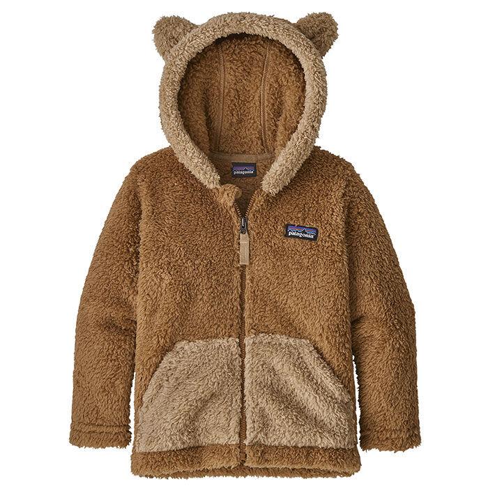 Kids' [2-5] Furry Friends Hoody Jacket