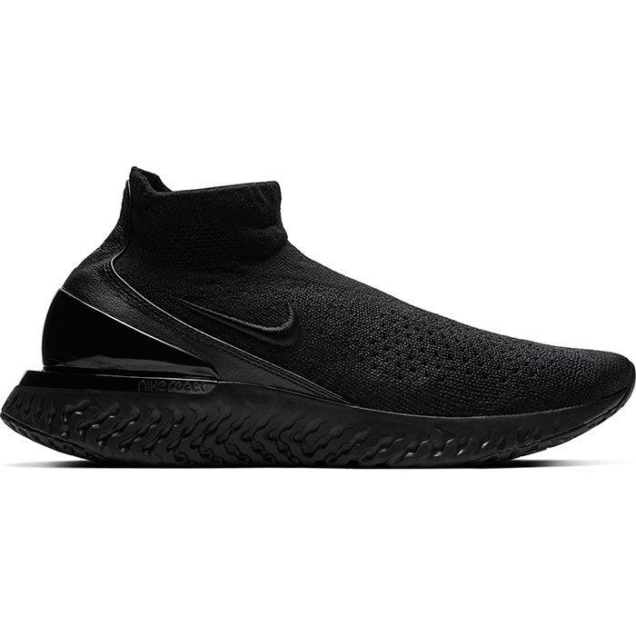 Men's Rise React Flyknit Running Shoe