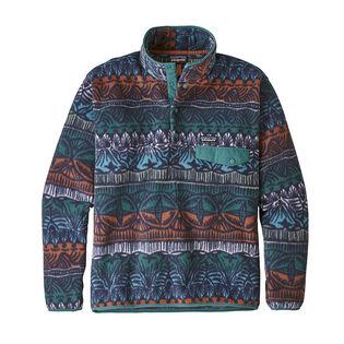 Men's Lightweight Synchilla® Snap-T® Fleece Pullover Sweater