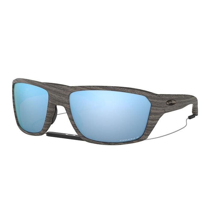 Split Shot Prizm™ Polarized Woodgrain Sunglasses