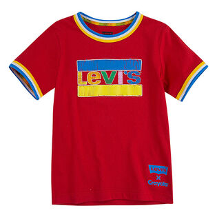 Boys' [4-7] Crayola® Ringer T-Shirt