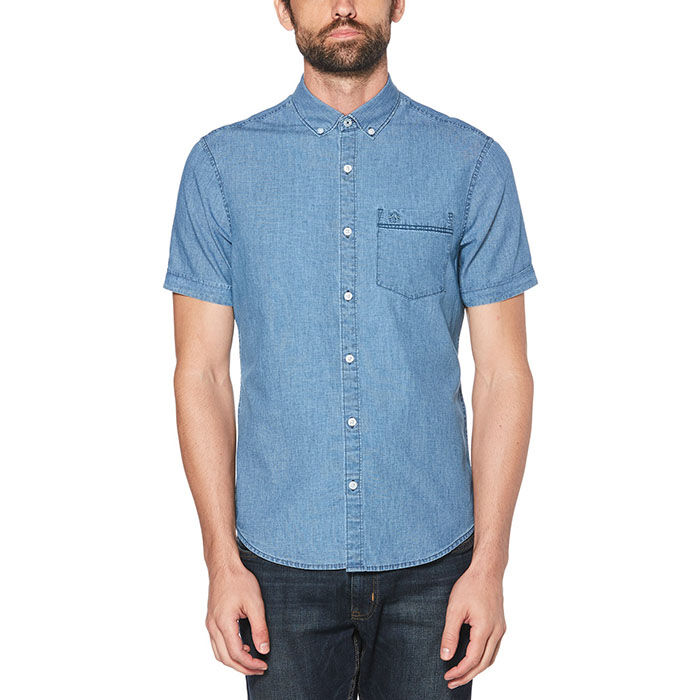 Chemise Chambray pour hommes