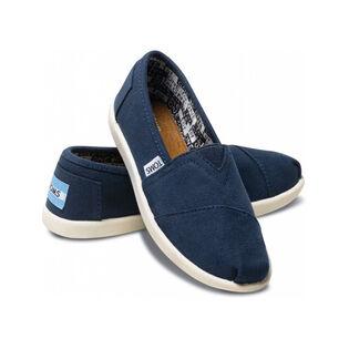 Juniors' [12-6] Canvas Classic Shoe