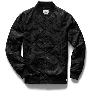 Men's Embroidered Stadium Jacket