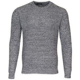 Men's Shaker Twist Crew Sweater