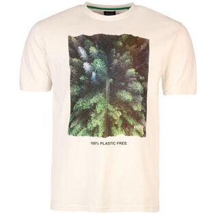 T-shirt Plastic Free pour hommes
