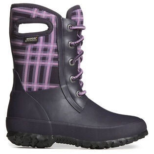 Juniors' [1-6] Amanda Plaid Boot