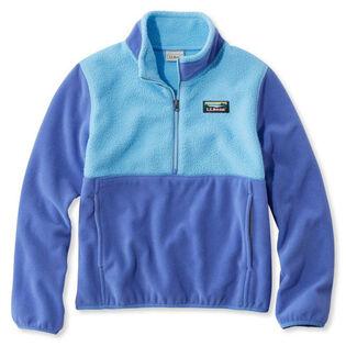 Juniors' [8-18] Katahdin Microfleece Pullover Top