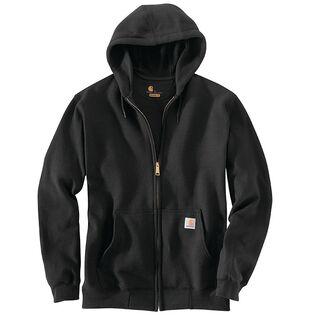 Men's Midnight Full-Zip Hoodie
