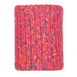 Yssik Pink Fluor Knitted Neck Warmer
