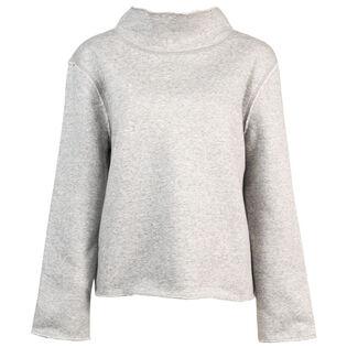 Women's Mock Sherpa Sweater