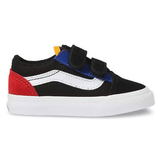 Babies' [4-10] Colourblock Old Skool V Shoe