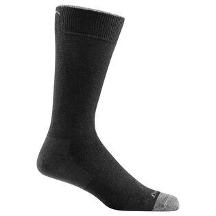 Men's Solid Crew Light Sock