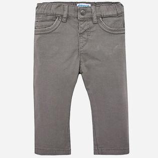 Pantalon en sergé pour bébés garçons [12-36M]