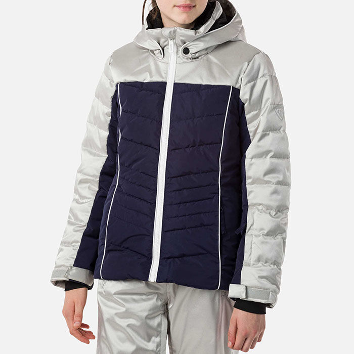 Junior Girls' [8-16] Polydown Pearly Jacket