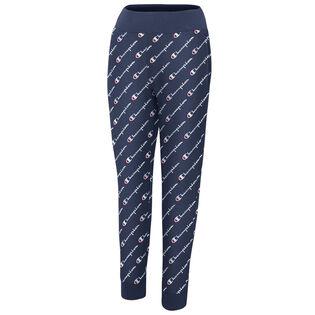 Women's Reverse Weave® Printed Jogger Pant