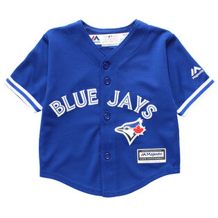 Babies' [12-24M] Toronto Blue Jays Replica Alternate Jersey